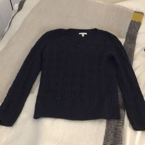 Croft and barrow cableknit sweater
